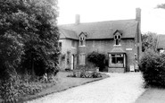 Beckbury, The Post Office c.1960