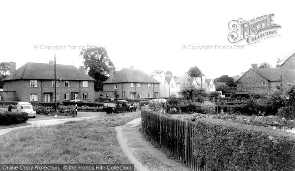 Beckbury, The Village c.1965