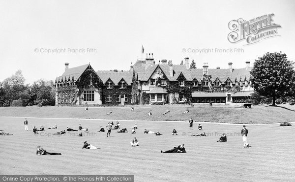 Beckenham, Abbey Schools 1899