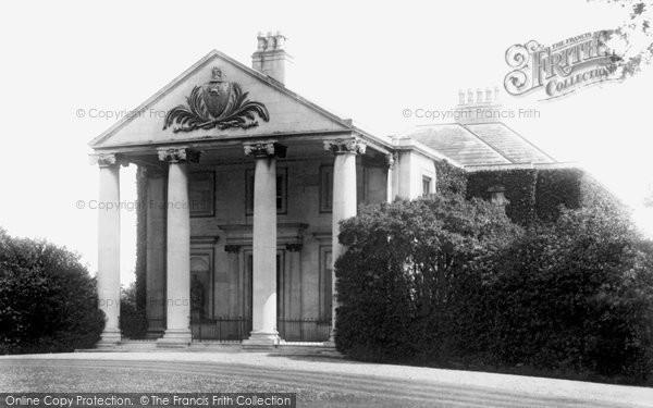 Beckenham, Beckenham Place 1899