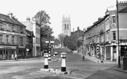 Beckenham, Church Hill 1948