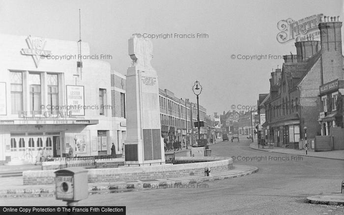 Beckenham, High Street 1948