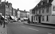Beckenham, High Street 1965