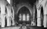 Beckenham, Parish Church Choir 1899