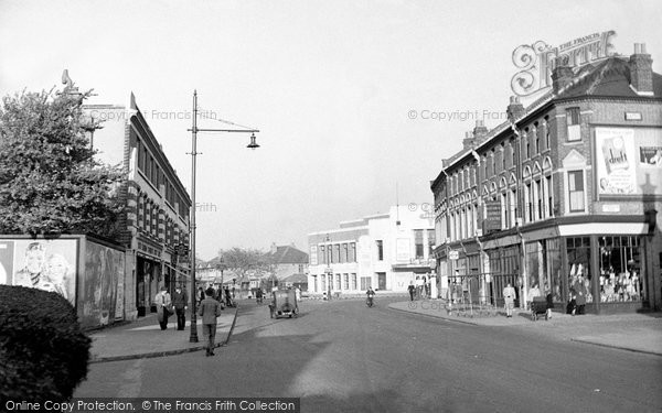 Beckenham, The Broadway 1948
