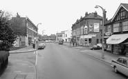 Beckenham, The Broadway 1967