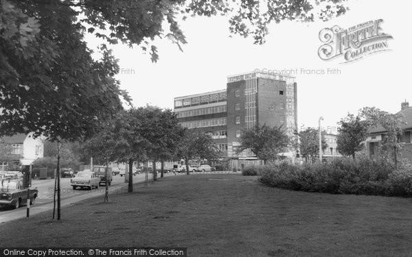 Beckenham, The Green, Elmer End c.1965