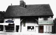 Beckenham, Ye Olde Woode House 1899