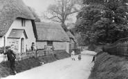 Beckhampton, Village 1906