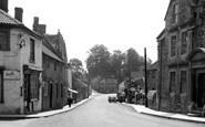 Beckington, Bath Road 1952