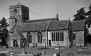 Beckington, The Church c.1950