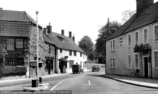 Beckington, Warminster Road c.1950