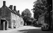 Beckington, Warminster Road c.1955
