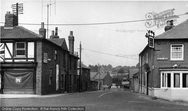 Bedale, Bridge Street c.1955