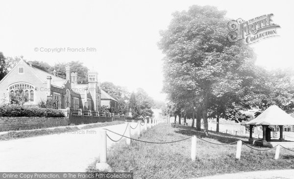 Bedale, Grammar School And Wycar 1900