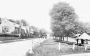 Bedale, Grammar School And Wycar 1900