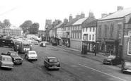 Bedale, Market Place c.1960