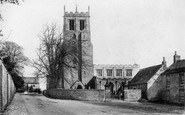 Bedale, St Gregory's Church 1908