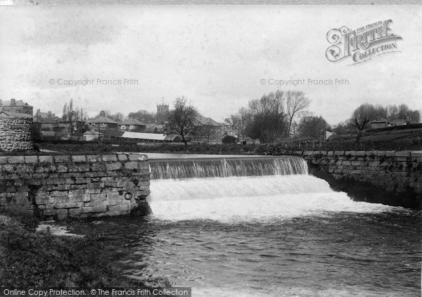 Bedale, The Harbour 1908