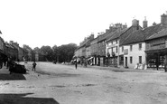 Bedale, The Street 1900