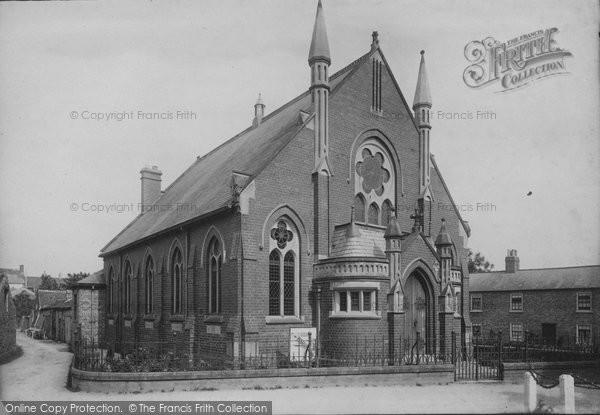 Bedale, Weslyan Chapel 1896