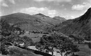 Beddgelert, And Snowdon 1931