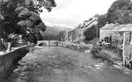 Beddgelert, Bridge 1913