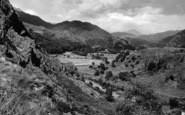 Beddgelert, Gwynant Valley c.1960