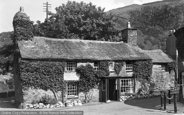 Beddgelert, Llewelyn's Cottage c.1950