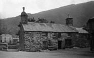 Beddgelert, Llewelyn's House c.1930