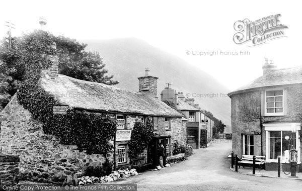 Beddgelert, Llywelyn Cottage 1933