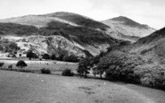 Beddgelert, Snowdon c.1960