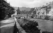 Beddgelert, The Bridge 1925
