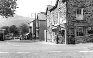 Beddgelert, The Village c.1955