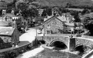 Beddgelert, The Village c.1960