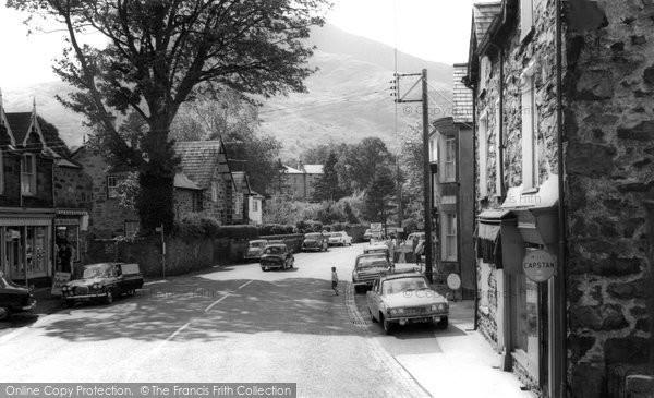 Beddgelert, The Village c.1965