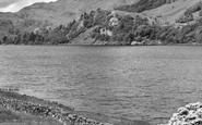 Beddgelert, Yr Aran And Llyn Gwynant c.1955