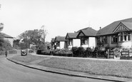 Beddington, Croydon Road c.1952