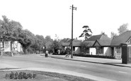Beddington, Hilliers Lane 1952