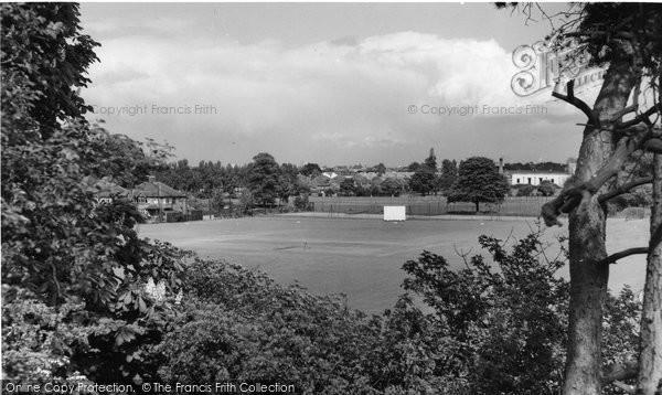 Beddington, Po Sports Ground 1958