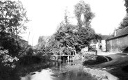 Beddington, Snuff Mills 1890