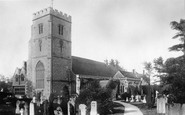 Beddington, St Mary's Church 1890