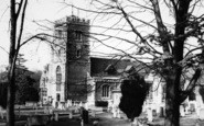 Beddington, St Mary's Church c.1960