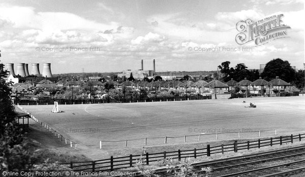 Beddington, The Sports Field 1958