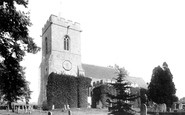 Bedford, Biddenham Church 1897
