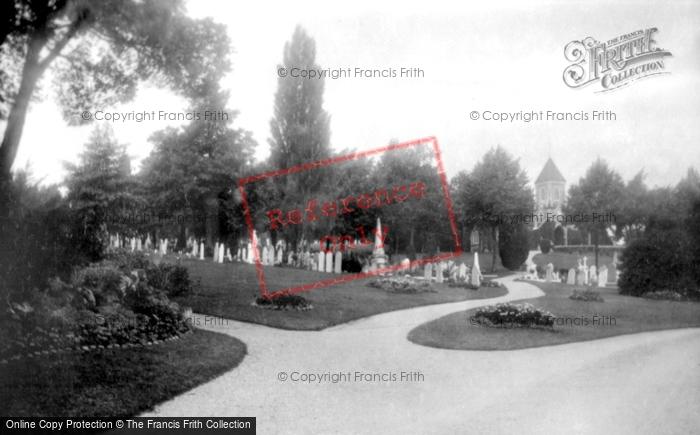 Bedford, Cemetery 1897