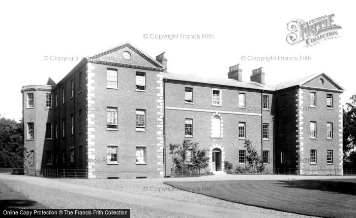 Bedford, Infirmary 1897