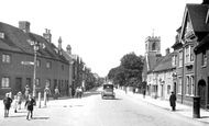 Bedford, St John's Street 1921