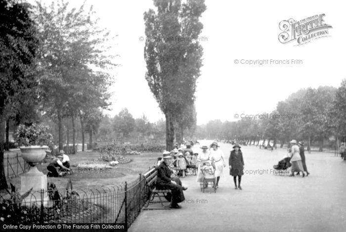 Bedford, The Promenade 1921