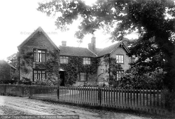 Bedgebury, Park, The Farm 1902